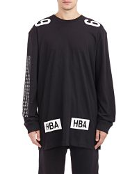 Hood By Air - Numbers Long-sleeve T-shirt - Lyst