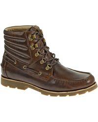 Sebago The Hyde Hiker Mid Boots - Lyst