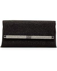 Diane Von Furstenberg 440 Glitter Envelope Clutch Bag - Lyst