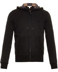 Burberry Brit - Pearce Zip-Up Hooded Sweatshirt - Lyst