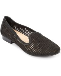 Me Too Yale Suede Loafers - Lyst