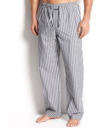 Calvin Klein Key Item Pant U1726 gray - Lyst