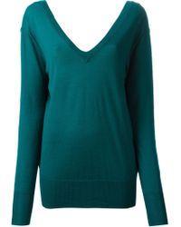 Forte Forte V-neck Sweater - Lyst