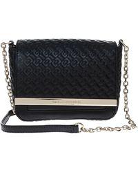 Diane von Furstenberg Voyage Micro Leather Bag - Lyst