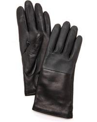Rag & Bone Division Gloves  Black black - Lyst