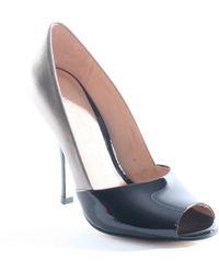 Boutique 9 Black Olissa Heel - Lyst