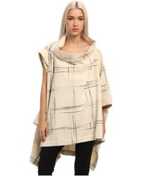 Vivienne Westwood Anglomania Gaia Cape - Lyst