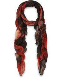 Weston |  Jasper Modal and Silk Blend Scarf | Lyst