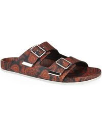 Givenchy Paisley Sandal - Lyst