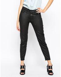 ELEVEN PARIS Skinny Jeans - Black