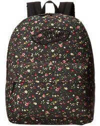 Vans Floral Realm Backpack - Lyst
