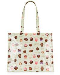 Harrods Vintage Chocolates Shoulder Bag - Lyst