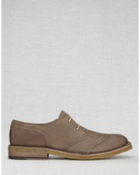 Belstaff - Westbourne Shoes - Lyst
