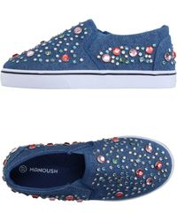 Manoush | Low-tops & Trainers | Lyst