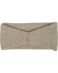 Barneys New York Rib-knit Headband - Lyst