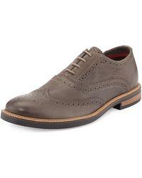 Ben Sherman Brent Laceup Wingtip Shoe - Lyst