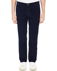 Grown & Sewn - Corduroy The Independent Trousers - Lyst