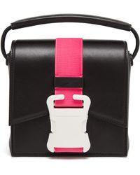 Christopher Kane Safety Buckle Mini Shoulder Bag - Lyst