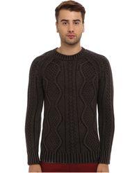 Diesel K-chavy Sweater - Lyst