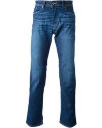 Diesel Slim Fit Trousers - Lyst
