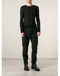 Lumen Et Umbra - Straight Leg Trousers - Lyst
