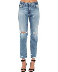 AG Jeans | The Phoebe | Lyst