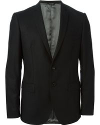 Tonello Black Two-piece Suit - Lyst