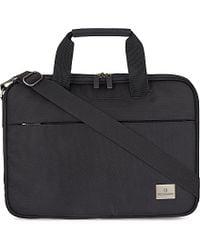 Victorinox Werks Professional Advisor Laptop Case - Black