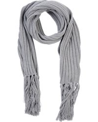 Dior Gray Oblong Scarf - Lyst
