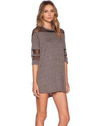 A Fine Line - League Dress - Lyst