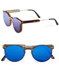 Spitfire - Post Punk 50mm Pantos Sunglasses - Lyst