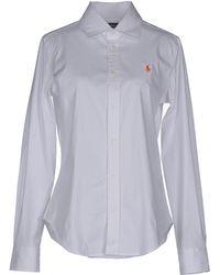 Ralph Lauren Shirt - Lyst