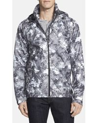 Adidas 'Wandertag Infinite Series V1' Waterproof & Windproof Jacket - Lyst