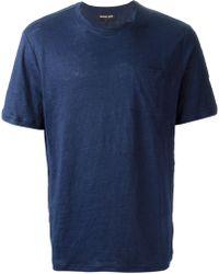 Michael Kors Chest Pocket T-Shirt - Lyst