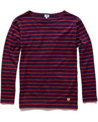 Kaufmann Mercantile Armor Lux Striped Sailor Shirt - Lyst