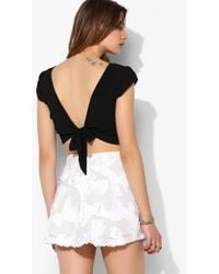 Dress the Population - Sequinmix Circle Skirt - Lyst