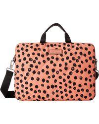 Marc By Marc Jacobs Crosby Quilt Nylon Deelite Dot 15 Commuter Bag - Lyst