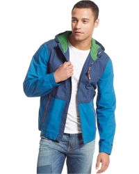 Tommy Hilfiger Hummock Hooded Jacket - Lyst