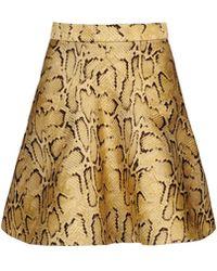 Stella McCartney Leslie Skirt - Lyst