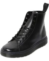 Dr. Martens Essential Leather High Top Boots - Lyst