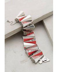 Sarah Magid Red Harmony Bracelet - Lyst