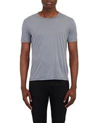 John Varvatos Lightweight T-Shirt gray - Lyst