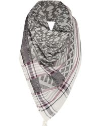 Soaked In Luxury | Printed Scarf | Lyst
