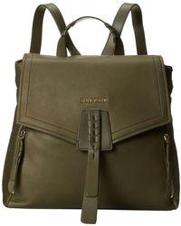 Cole Haan Green Felicity Backpack - Lyst