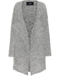 By Malene Birger Talisso Wool And Alpaca-Blend Cardigan - Lyst