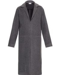 Raey - Wool And Cashmere-Blend Overcoat - Lyst