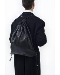 Ecid Black Backpack - Lyst