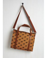 Nila Anthony - Camp Director Tote In Equine - Lyst