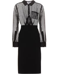 Altuzarra Ludovicio Cotton and Silk Dress - Lyst