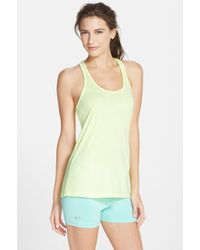 Under Armour 'Ultimate' Scoop Neck Tank - Lyst